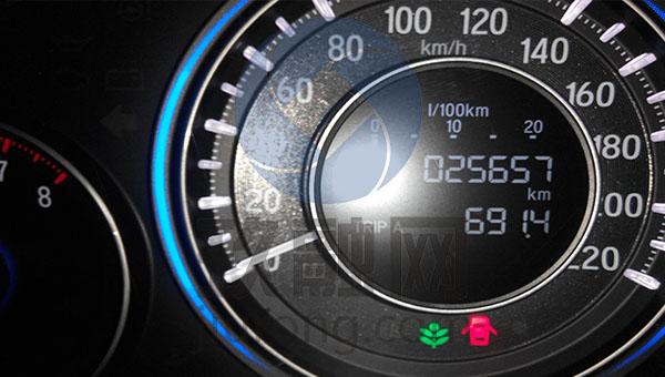 机动车仪表盘