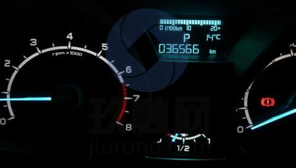 福特仪表盘故障灯图解结霜灯