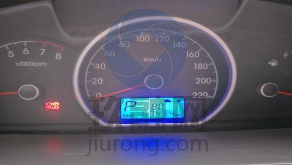 09悦动仪表盘指示灯图解